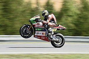 Espargaró exhorte Aprilia à se donner les moyens de réussir en MotoGP