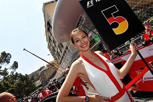 """Vettel blij met grid girls in Monaco: """"De situatie is een beetje opgeblazen"""""""