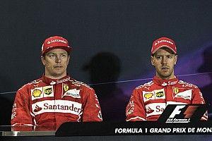 """Salo : """"Aux yeux de tout le monde, Räikkönen est numéro 2"""""""
