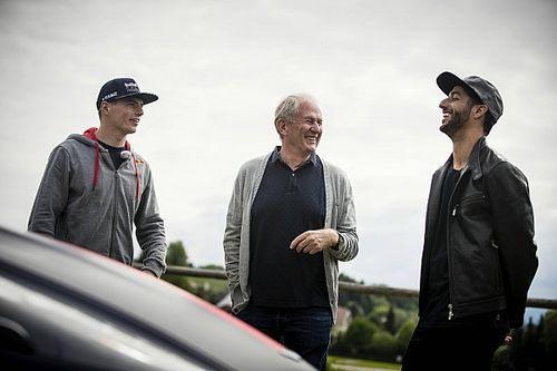 """Marko: """"Ricciardo me ofreció lo del tatuaje a mí antes"""""""