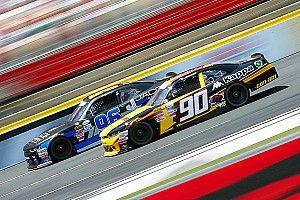 Alex Labbé completes NASCAR Xfinity race at Charlotte