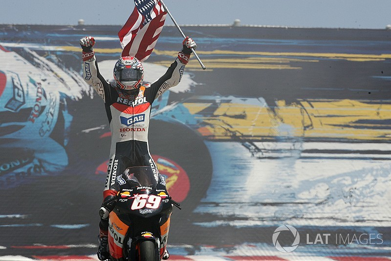 Colocarán estatua de Nicky Hayden en su natal Kentucky