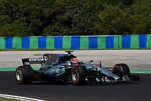 Test Hungaroring, Day 1, ore 17: migliorano Verstappen e Russell