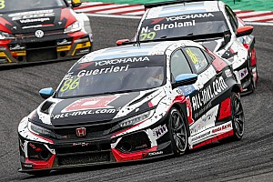 Japonya WTCR: Guerrieri, Michelisz ve Kristoffersson kazandı