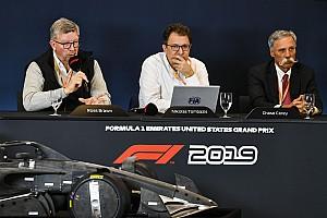 """Des Formule 1 2021 """"désagréables"""" à piloter?"""