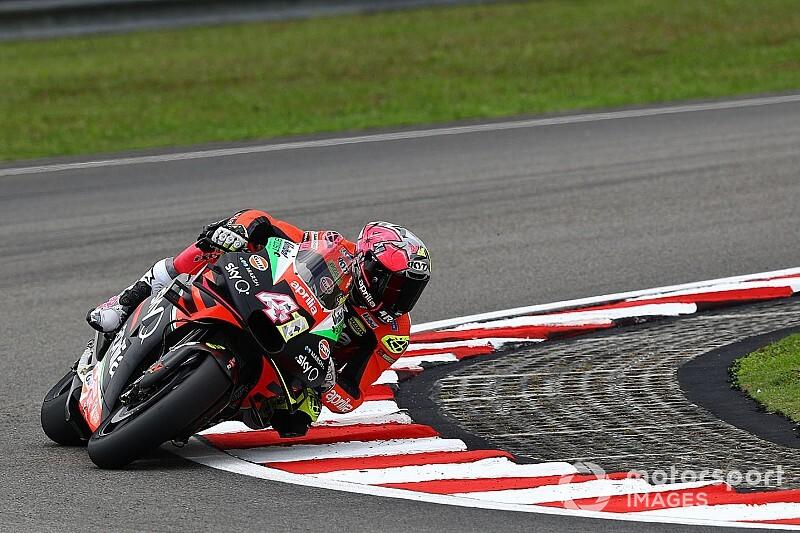 Aprilia gaat drastisch te werk voor MotoGP-seizoen 2020