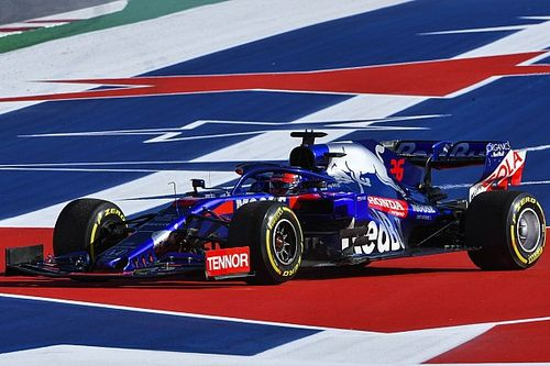 What are Formula 1's options for a second American race?