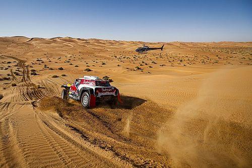 X-raid nie przyjedzie na Abu Dhabi Desert Challenge