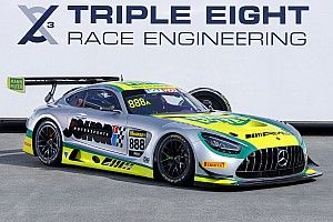 Triple Eight signs factory Mercedes driver for Bathurst