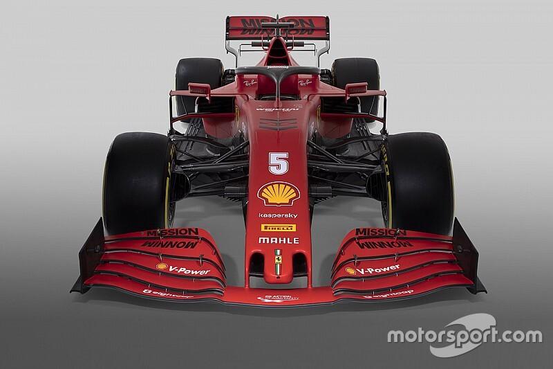 Videón a Ferrari 2020-as F1-es autója: Vettel és Leclerc új gépe