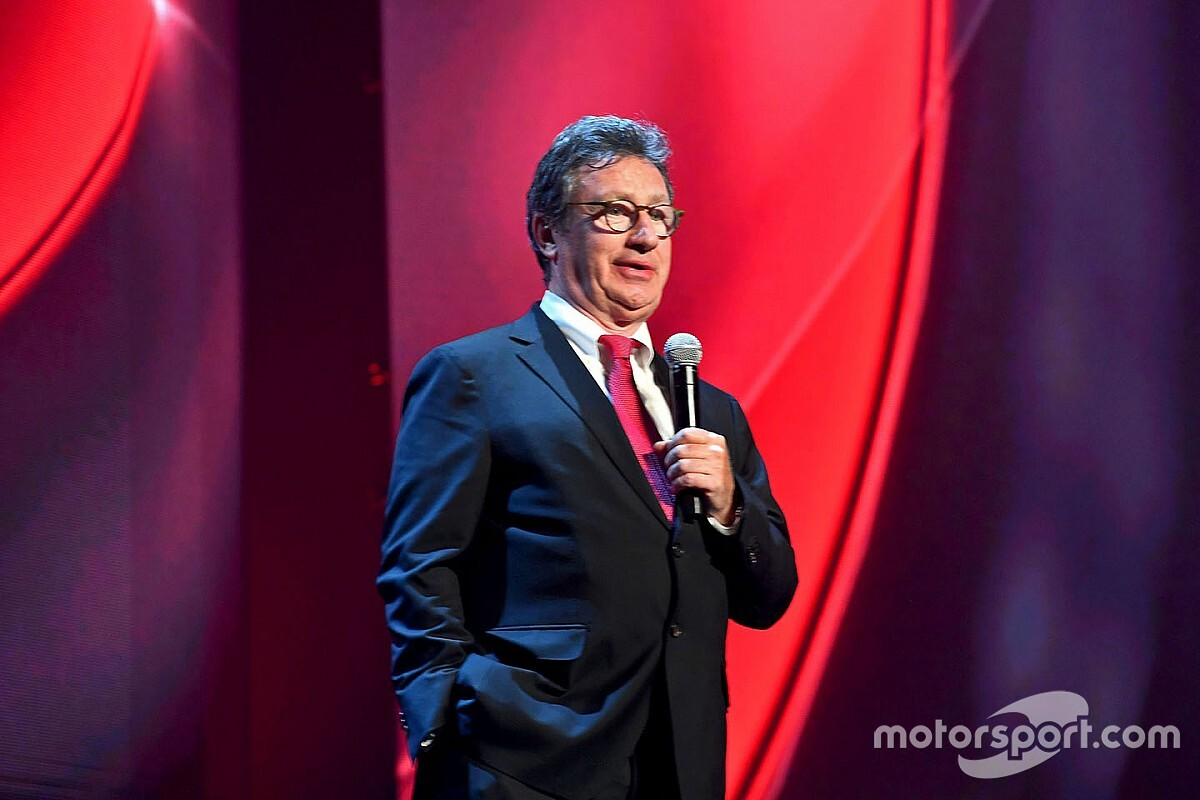 Ferrari CEO Camilleri announces shock retirement