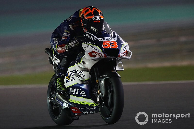 "Avintia in the ""red zone"" amid enforced MotoGP hiatus"