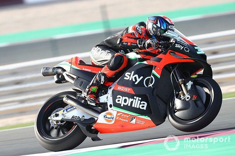 "Aprilia: Racing 2020 bikes next year ""not madness"""