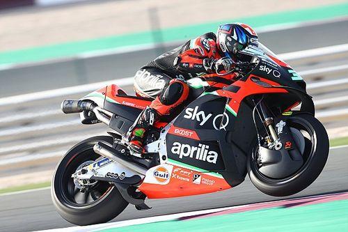"""Chefe da Aprilia defende MotoGP manter motos para 2021: """"Não seria loucura"""""""