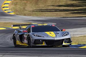 Lone Star Le Mans z Corvette C8.R