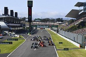 2021年のF1日本GP、開催断念が決定。F1関係者の日本入国ビザが発給されなかったことが原因か?