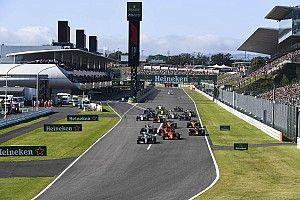 Grand Prix Japonii odwołane