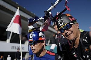 Egy fantasztikus összeállítás a japán F1-es rajongókról