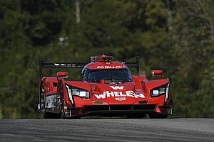 Petit Le Mans: AXR Cadillacs dominate after two hours
