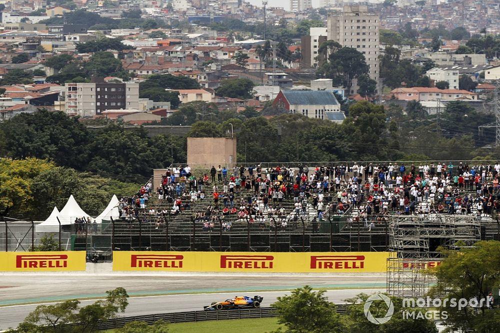 Formule 1 nog zeker vijf jaar op Interlagos dankzij nieuwe deal