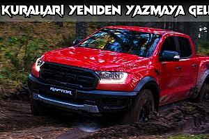 2019 Ford Ranger Wildtrak ve Raptor! | İlk Sürüş