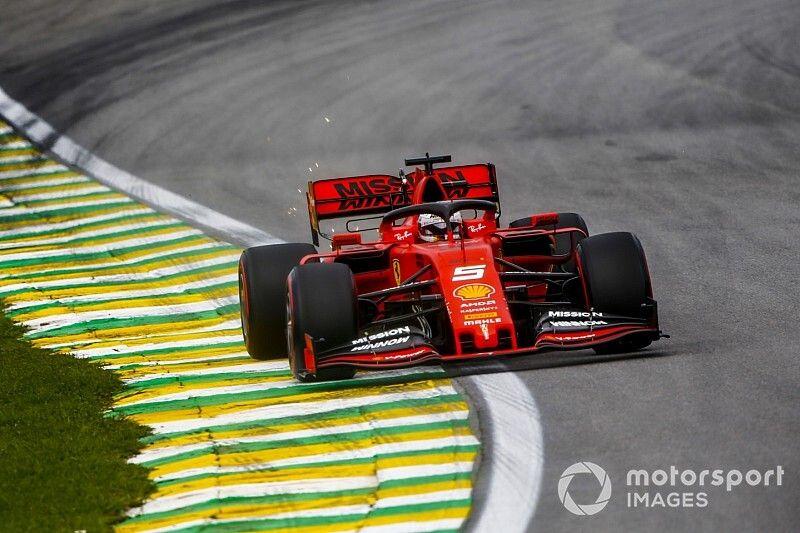 Mercedes sospecha del paso atrás de Ferrari en clasificación