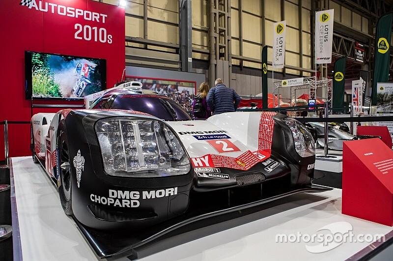 Porsche zainteresowane LMDh