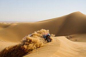 El Dakar piensa en la propulsión con hidrógeno para 2030