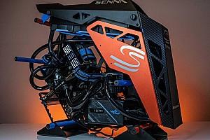 Ilyen egy McLaren Senna számítógép – erős és brutálisan néz ki! (videó)