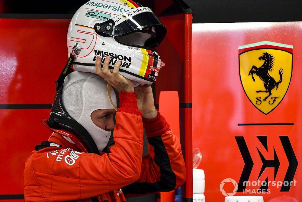 Vettel could secure new Ferrari deal before F1 season starts
