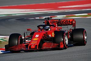 Report Test F1: che Ferrari è la SF1000?