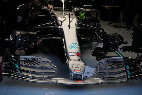 """DAS : admiratifs, les rivaux de Mercedes ont """"écarquillé"""" les yeux"""