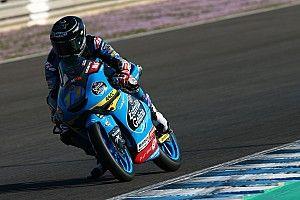 Moto3, Losail, Libere 1: Garcia precede Suzuki, Rossi quinto