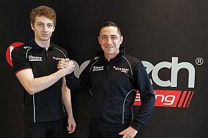 19 éves magyar versenyzőnek szoríthatunk a Formula Renault Európa-kupában