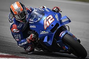 Rins volt a leggyorsabb a katari tesztnapon, Alex Marquez kétszer bukott