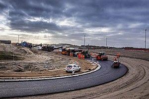 VIDEO: De werkzaamheden aan Circuit Zandvoort in beeld