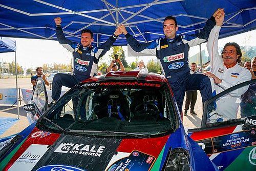 Kocaeli Rallisi: Bostancı kazandı, Castrol Ford Team şampiyonlukları garantiledi!
