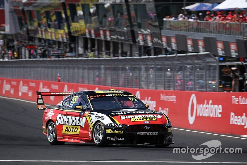 Mostert takes the blame for Bathurst teammate crash