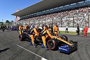 Sainz szerint a McLaren már nemcsak pusztán a legjobb a középmezőnyből