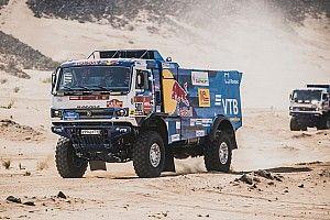 Rajd Dakar - napięcie rośnie