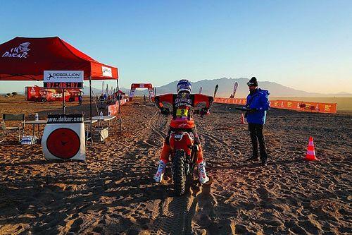 Galería: las mejores fotos de la primera etapa del Dakar