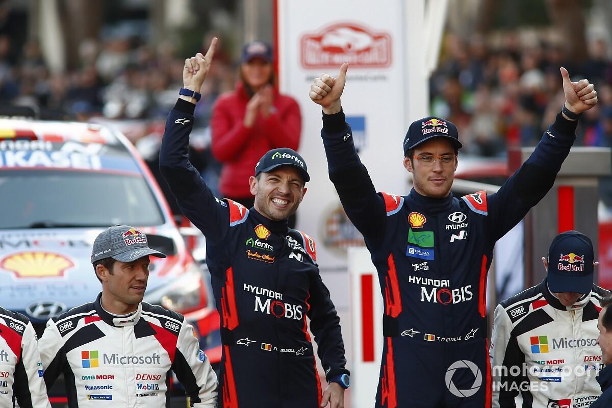 """WRC, Neuville: """"Ogier? Spero resti. Voglio vincere contro di lui"""""""