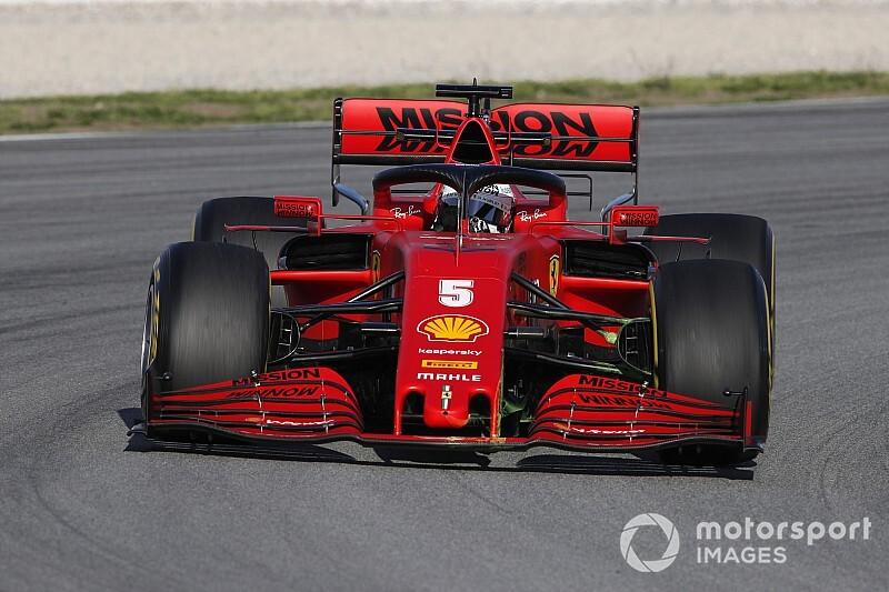 Fotogallery F1: Test Barcellona 2, Giorno 1 (in aggiornamento)