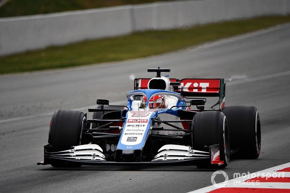 Williams sigue siendo el monoplaza más lento de la parrilla