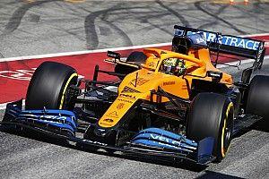 Gel du châssis mais changement de moteur: l'exception McLaren