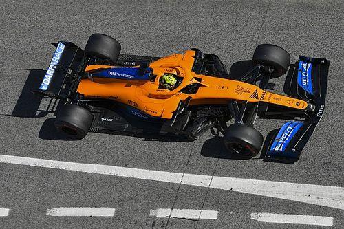 Zablokowany rozwój McLarena