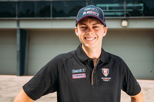 Fullwood completes 2020 Walkinshaw line-up