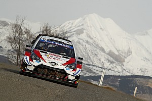 VIDEO: WRC Rally Monte Carlo: Hoogtepunten SS1-4