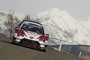 Ogier, el más rápido en el 'shakedown' de Montecarlo
