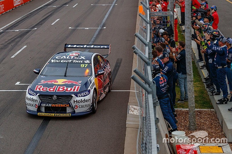 Newcastle Supercars: Van Gisbergen dominates opener